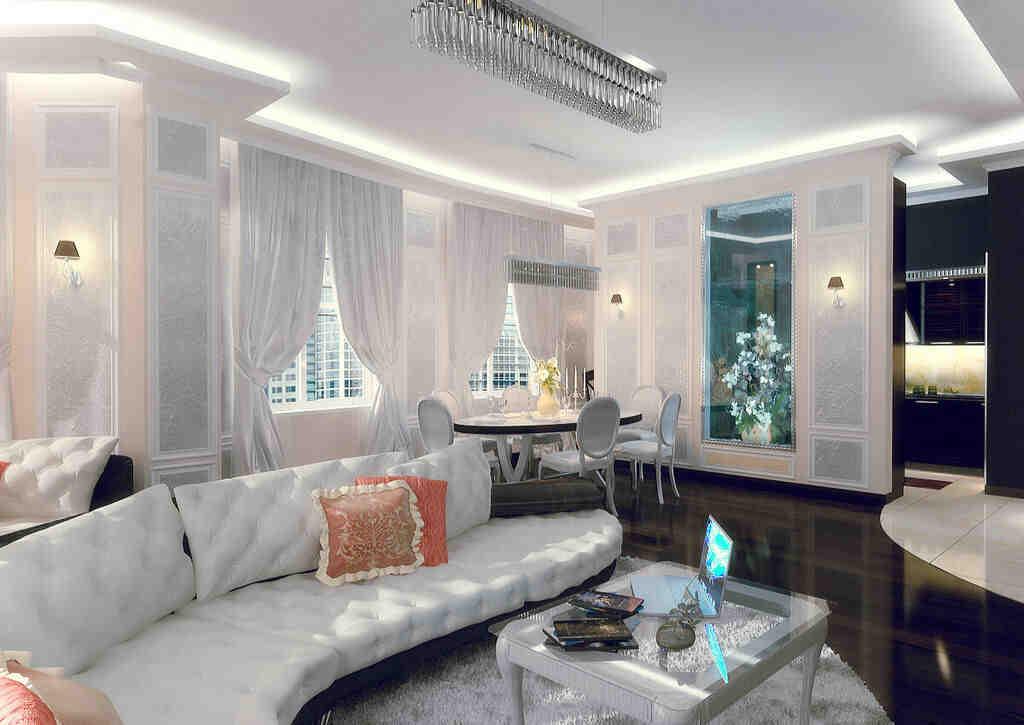 Дизайн квартир по приемлемым ценам в Москве